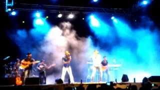 """#Andy&Lucas - """"Tú eres para mí"""" en concierto #PintodeFiesta 2013"""