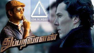 Thupparivaalan (Sherlock holmes version-Tamizh)