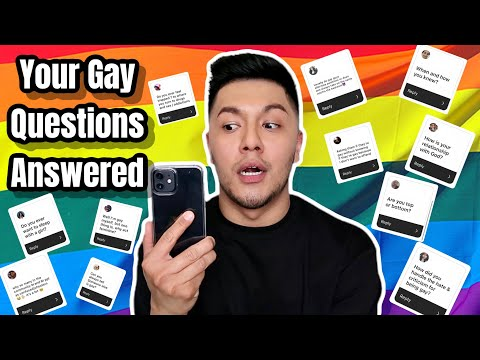 GAY CHAT: Answering All Your Gay Questions! 🏳🌈