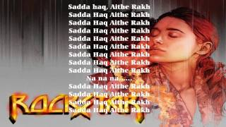 Sadda Haq -Rockstar-karaoke by  yakub.mp4