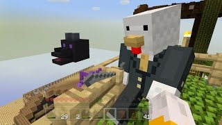 Minecraft Xbox - Sky Den - Dragon Head (32)