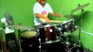 Radio Moscow - Luckydutch - Alexis Velayos Drum Cover