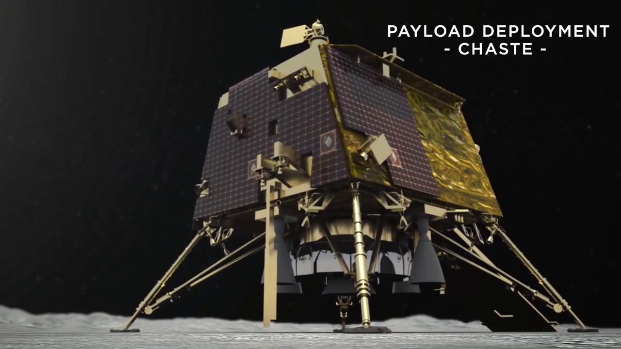 Meet Vikram — Chandrayaan 2's Lander!