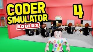rebirthing like a pro - roblox coder simulator #4