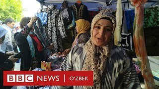 Қирғизистон, Ўш: Исломий тўй либосларига талаб катта - BBC Uzbek