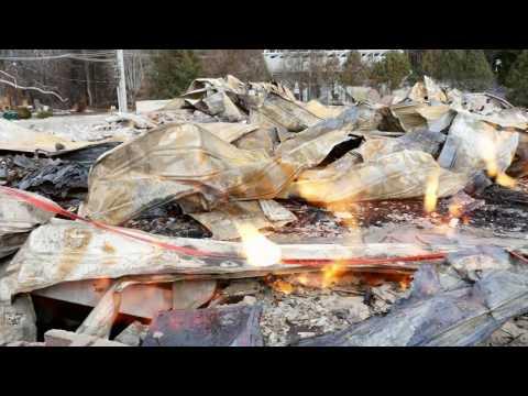 Gatlinburg Fires 2016 - Gatlinburg Church of Christ