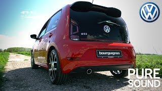 2018 VW up! GTI (115hp) - pure SOUND!