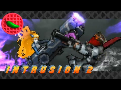 Disco Lava Fight! -- Let's Play Intrusion...