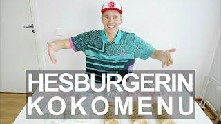 TESTATAAN KAIKKI HESBURGERIN HAMPURILAISET