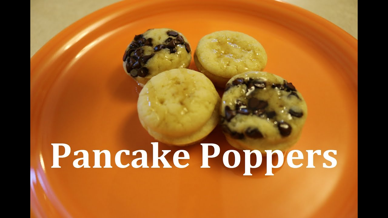 Pancake poppers youtube ccuart Images