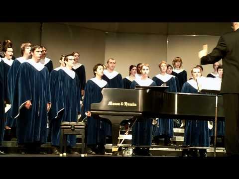 Curtis Senior High School's A Cappella Choir
