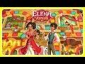 Elena Of Avalor Surprise Slides Board GAME!  Disney Junior Fun Games YouTube Video For Kids