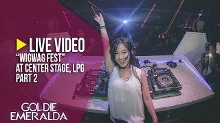 DJ Goldie Emeralda Live at Center Stage Lampung (2)
