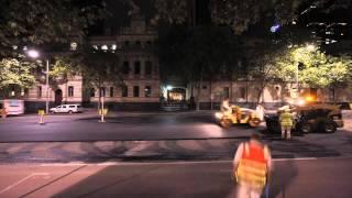 Citywide - Lonsdale St, Melbourne Bitumen Overlay 2