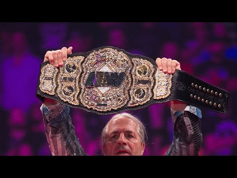 10 Most Beautiful Belts In Wrestling History