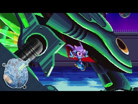 Freedom Planet - Lilac, Part 7: Rambo the Hedgehog, First Blood Part V