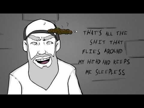 Scroobius Pip Introdiction Lyric Animation