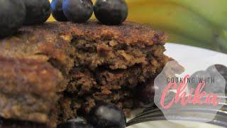 Banana Oatmeal Pancakes | Borrowed Delights - Episode 11