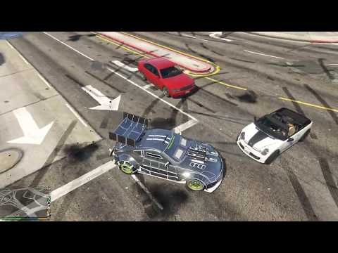 GTA Online: Arena War DLC - ALL Proximity Mine Types [Test]
