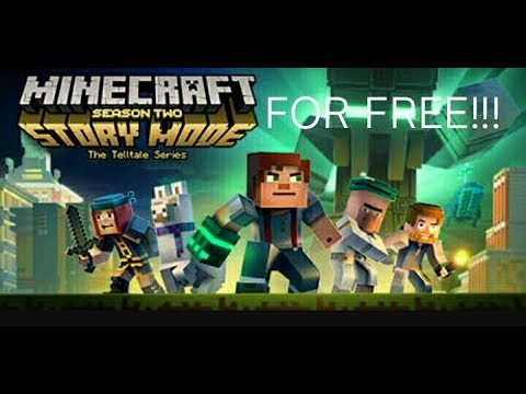 Minecraft Story Mode Season 2 Download For Free On Android!