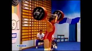 1991 IWF World Championships Men 90 Kg