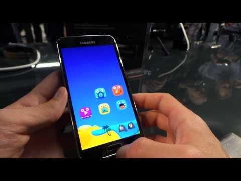 Samsung Galaxy S5 okostelefon bemutató videó   Tech2.hu