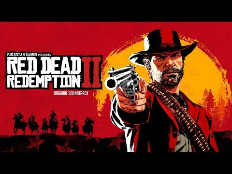 An American Pastoral Scene (Stagecoach Robbery) Mission Music - Red Dead Redemption II