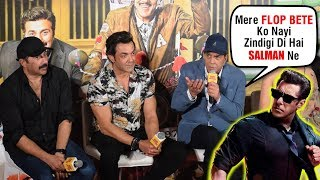 Dharmendra Reaction On Salman Khan Saving Bobby Deol Career By Relaunching  Sunny Deol Is Thankful