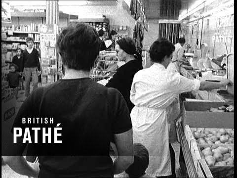 French Supermarket (1968)