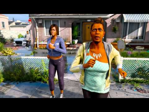 Grand Theft Auto V:  4K Resolution With Pinnacle Of V Mod Gameplay Episode 3 (PC)
