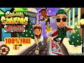 How to download subway surf london free  in hindi