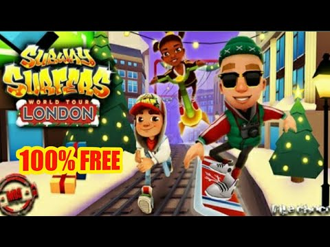How To Download Subway Surf London Free In Hindi Youtube