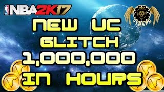 Nba2k17- New Insane Vc Glitch!! 1 Million VC in hours! YA BETTER DO NOW BEFORE ITS PATCHED