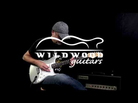 Fender Custom Shop 2017 Collection Wildwood 10 Postmodern Strat Lush Closet Classic  •  SN: XN1558