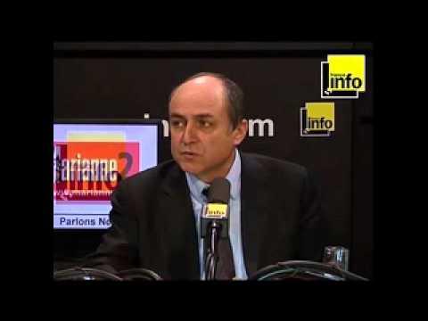 Jacques Généreux sur France Info (le 10-09-2014)