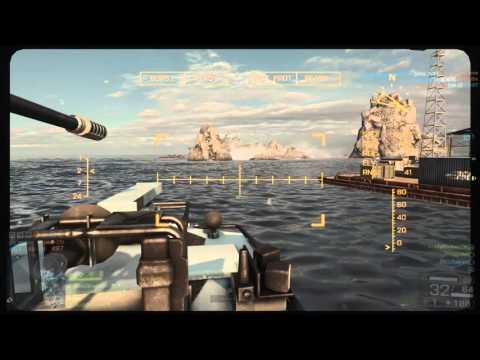 Wave Breaker Battlefield 4 Owning Boat
