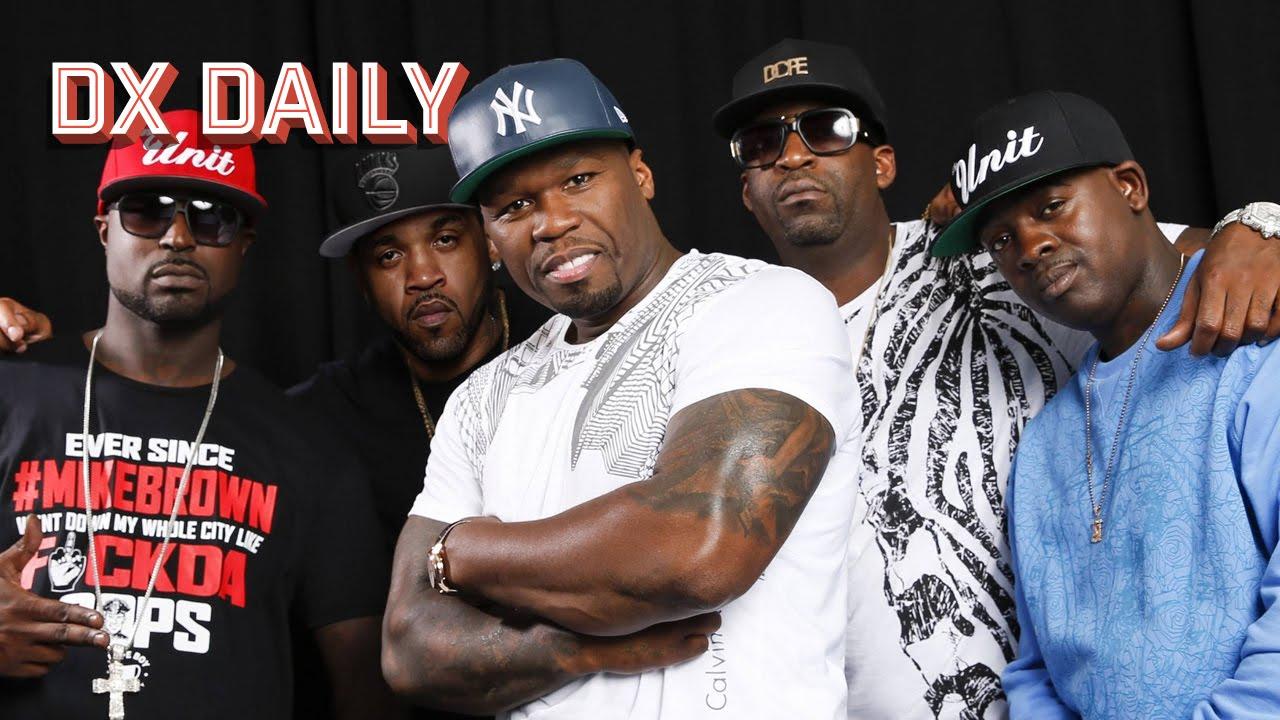 Fat Joe dissing 50 Cent
