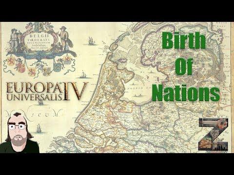 Europa Universalis 4 | Birth Of Nations | Ep.4 | Vassalizing Utrecht