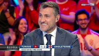 Match Tunisie vs Angleterre (1-2) - Le débrief du Match 18/06/2018