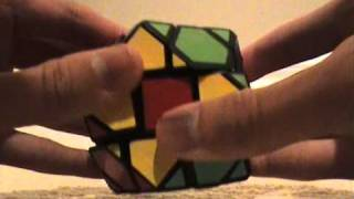 *for Sell*$20 Custom Made 3x3 Cuboctahedron Diamond Rubik's Cube