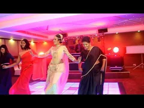 Lakshi & Gayan surprise dance 2018
