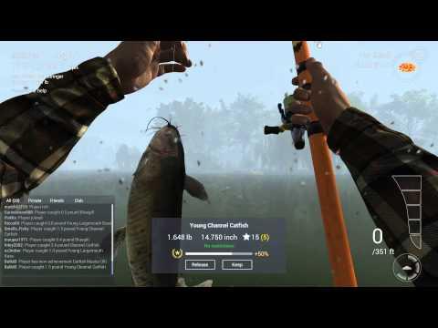 Fishing Planet - 1 - Missouri - Easy Fishing