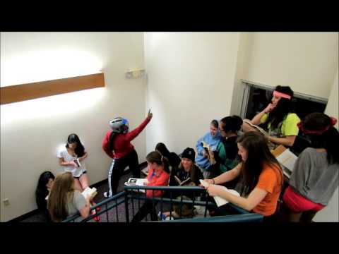 Harlem shake in The Williston Northampton school Mem West Dorm.wmv