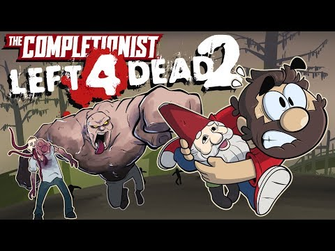 Left 4 Dead 2: Seeking Three Friends For The End Of The World | The Completionist