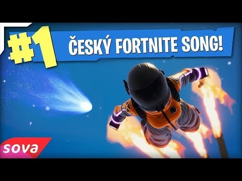 ČESKÝ FORTNITE SONG! - Allnight [Hendys]