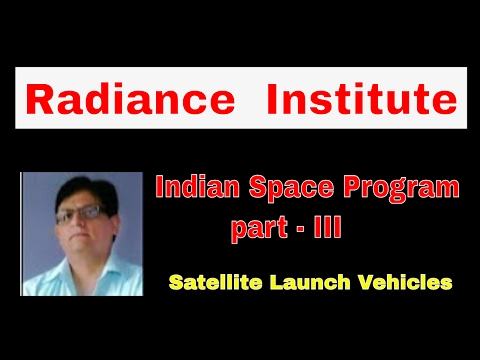 india's satellite launch vehicle program for UPSC and other government exams