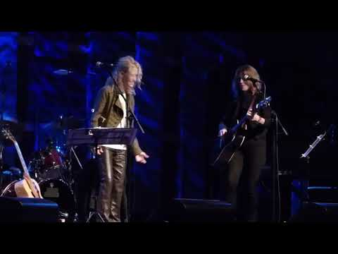 Shel Lynne & Allison Moorer  Alabama Song, World Cafe , Philadelphia, 8252017