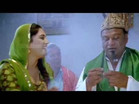 Sajid Khan & Baba Action Scene || Family Pack Movie