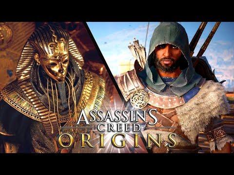 IL FARAONE MALEDETTO! NUOVO DLC AC ORIGINS! Assassin's Creed Origins DLC Faraoni #1 By Gioseph