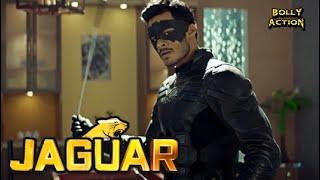 निखिल गौड़ा की चालाकी | Nikhil Gowda | Hindi Dubbed Movies 2021 | Jaguar | Action Scenes